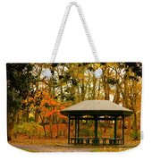 Autumn Paradise Weekender Tote Bag