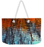 Autumn Patterns Weekender Tote Bag