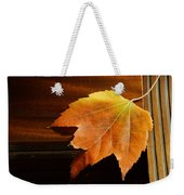 Autumn Piano 15 Weekender Tote Bag