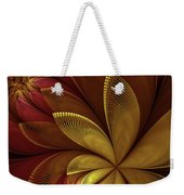 Autumn Plant Weekender Tote Bag