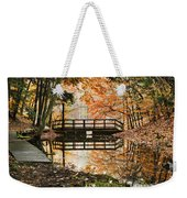 Autumn Pleasure Weekender Tote Bag