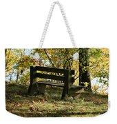 Autumn Pleasures Weekender Tote Bag