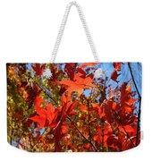 Autumn Reach  Weekender Tote Bag