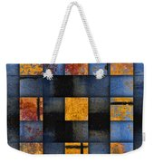 Autumn Reflections Weekender Tote Bag by Carol Leigh