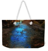 Autumn Reflections On The Tributary Weekender Tote Bag