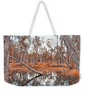 Autumn Reflections V2 Weekender Tote Bag