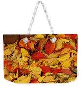 Autumn Remains 2 Weekender Tote Bag