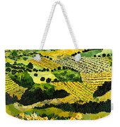 Autumn Remembered Weekender Tote Bag