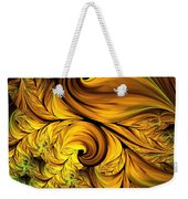 Autumn Returns Abstract Weekender Tote Bag
