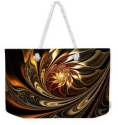 Autumn Reverie Abstract Weekender Tote Bag