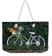 Autumn Ride Weekender Tote Bag