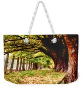 Autumn Shelter Weekender Tote Bag