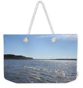 Autumn Shore Weekender Tote Bag