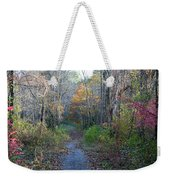 Autumn Silence No.2 Weekender Tote Bag