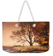 Autumn Simphony In France  Weekender Tote Bag