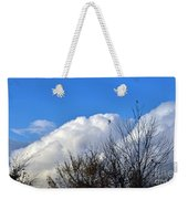 Autumn Sky 2 Weekender Tote Bag