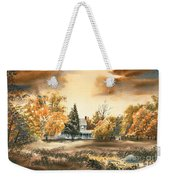 Autumn Sky No W103 Weekender Tote Bag by Kip DeVore