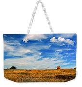 Autumn Sky Weekender Tote Bag