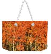 Autumn Splender  Weekender Tote Bag