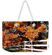 Autumn Splendor 10 Weekender Tote Bag