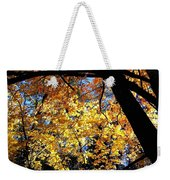 Autumn Splendor 3 Weekender Tote Bag