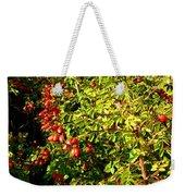 Autumn Splendor 5 Weekender Tote Bag
