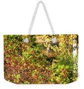 Autumn Splendor 7 Weekender Tote Bag