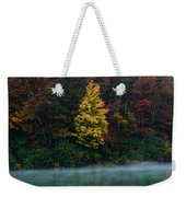 Autumn Splendor Weekender Tote Bag by Shane Holsclaw