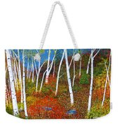 Autumn Splendour Weekender Tote Bag