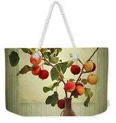 Autumn Stillife Weekender Tote Bag