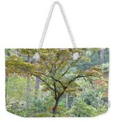 Autumn Surrounds Me Weekender Tote Bag