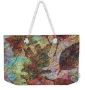 Autumn Symphony Weekender Tote Bag