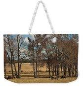 Autumn Texas Pasture Weekender Tote Bag