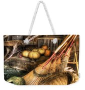Autumn - This Years Harvest Weekender Tote Bag by Mike Savad