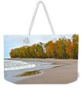 Autumn Tides Weekender Tote Bag