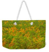 Autumn Treescape Weekender Tote Bag