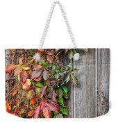 Autumn Vine Weekender Tote Bag