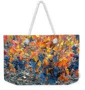 Autumn Vineyard Sunlight Weekender Tote Bag
