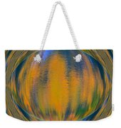 Autumn Vision Reflections Weekender Tote Bag