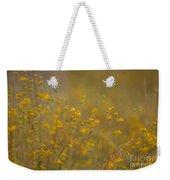 Autumn Wildflowers  Weekender Tote Bag