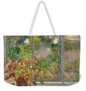 Autumn Windows Weekender Tote Bag by Timothy  Easton