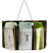 Autumn Winter And Spring Weekender Tote Bag