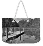 Autumn Without Color Weekender Tote Bag