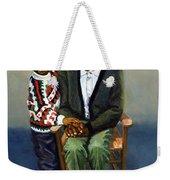 Autumn Woes Weekender Tote Bag
