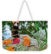 Autumn Zen Weekender Tote Bag