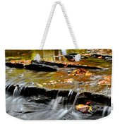 Autumnal Serenity Weekender Tote Bag