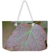 Autumn's Arrival Weekender Tote Bag