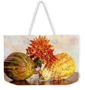 Autumn's Charm Weekender Tote Bag