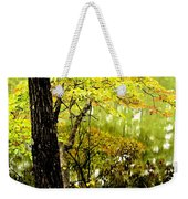 Autumn's First Reflections II Weekender Tote Bag