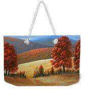 Autumns Glory Weekender Tote Bag